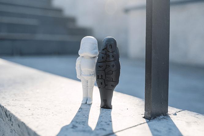 Brinquedos para Cachorro Darth Vader e Stormtrooper